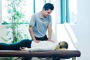 Spinal Health - Chiropractic Adjustment